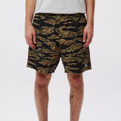 Easy Relaxed Camo Short