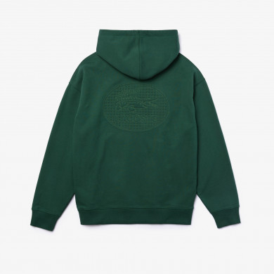 Lacoste LIVE Hooded Cotton...